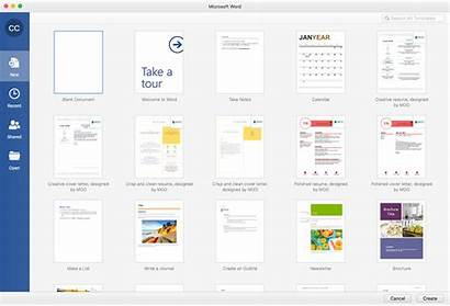 Word Microsoft Templates
