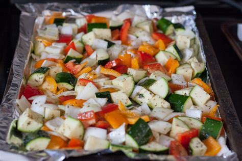 how to roast vegetables in oven greek oven roasted vegetables goodie godmother a recipe and lifestyle blog