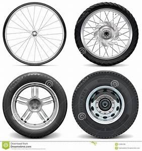 Reifen Für Fahrrad : vektor reifen f r fahrrad motorrad auto und lkw vektor ~ Jslefanu.com Haus und Dekorationen