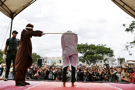 christian caned in banda aceh for national the jakarta