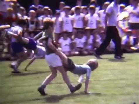 Horsham District Sports Day, years 1982, 1983 & 1984 - YouTube