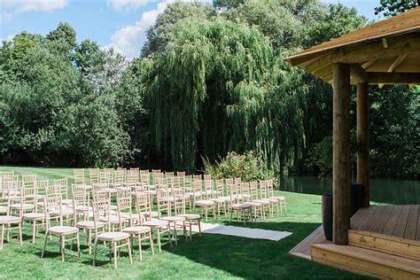 essex outdoor wedding venues wild wonderful