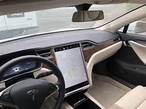 "Tesla S3XYR Owners Club on Twitter: ""New cream interior on my loaner. Has the new lighted vanity ..."