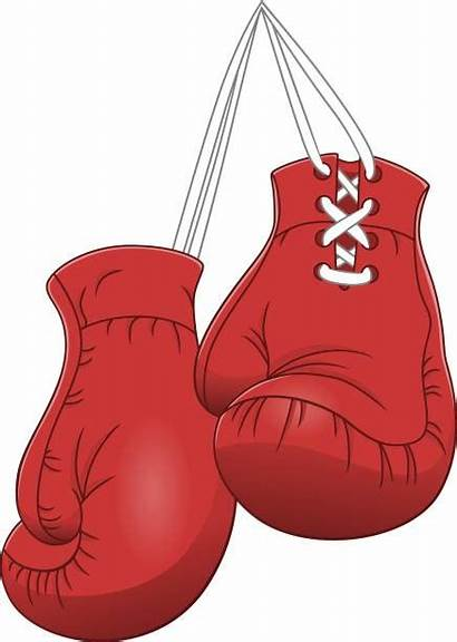 Boxing Gloves Glove Clip Clipart Vector Hanging