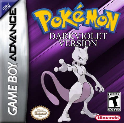 Play Pokemon Dark Violet Nintendo Game Boy Advance Online