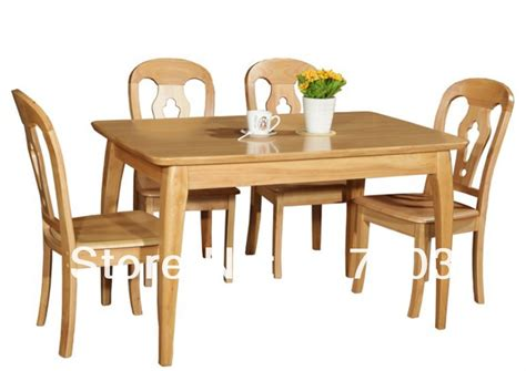 solid wood dining room furniture factory wholesale oak