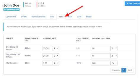 friday feature focus custom client rates time  pet