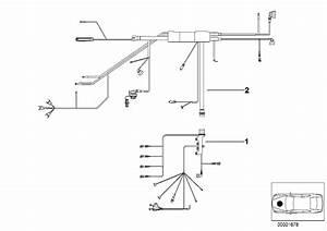 Bmw Z3 Engine Wiring Harness Dme Egs  Obdii  System  Electrical