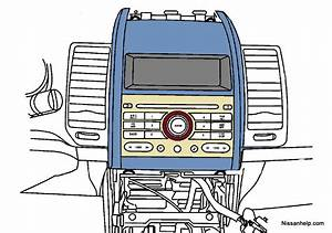 Nissan Sentra Radio Diagram