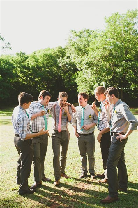 Summer Backyard Wedding by Earthy Summer Backyard Wedding Guys Read