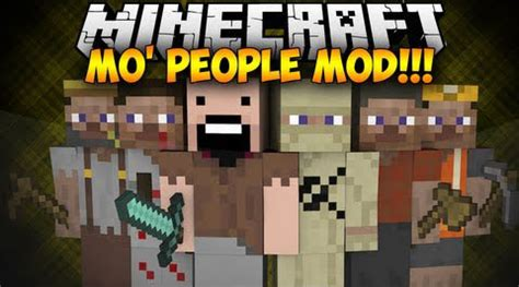 Mo' People Mod 181710 (6 Brand New Characters) File