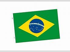 Drapeau supporter Brésil 150 x 90 cm Deguisetoi, achat
