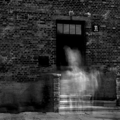 ghosts  auschwitz cole thompson photography