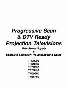 Tv Proyeccion  U2013 P U00e1gina 59  U2013 Diagramasde Com  U2013 Diagramas
