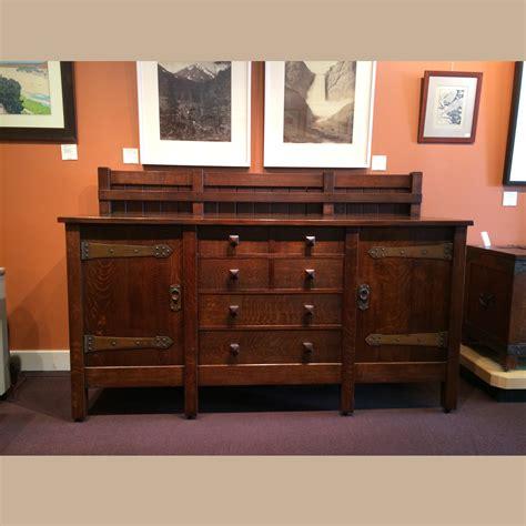Gustav Stickley Sideboard by Gustav Stickley Sideboard For Sale Dalton S American
