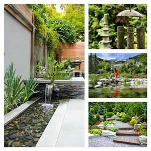 plan de jardin feng shui et deco zen pour l39exterieur With decoration de jardin exterieur 12 deco maison feng shui
