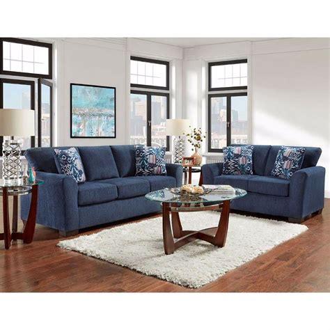 Navy Sofa by Navy Sofa 3333 Navy Affordable Furniture