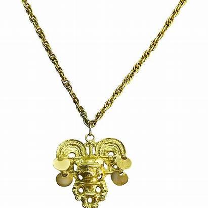 Necklace Inca Mayan Peruvian Tribal Katesclassiccostume