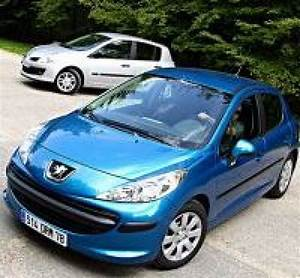 Renault 207 : renault clio 1 4 16v peugeot 207 1 4 16v petites compactes polyvalentes ~ Gottalentnigeria.com Avis de Voitures