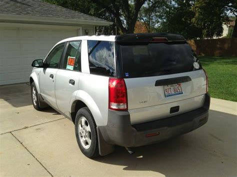 Purchase Used Saturn Vue Speed Manual Trans