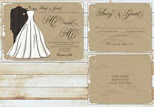 Printable wedding invitation suite diy rustic mr and mrs for Wedding invitations wording mr and mrs
