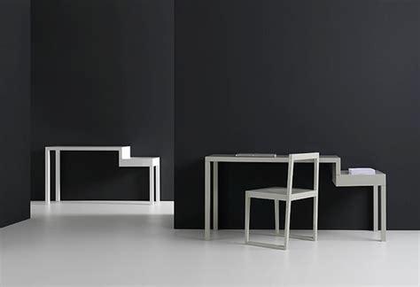petit meuble bureau console moderne une cinquantaine d 39 idées de meubles et