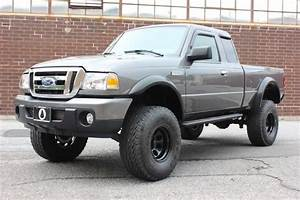 2011 Ford Ranger Xlt Supercab  Only 29 834 Miles  Lifted