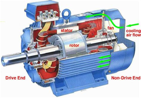 Discuss Different Types Of Motors & Their Uses.