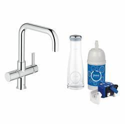 Grohe Blue Professional Starter Kit : grohe blue starter kit kitchen taps by grohe architonic ~ Eleganceandgraceweddings.com Haus und Dekorationen