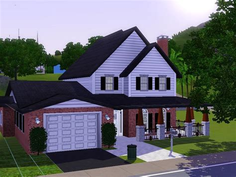 simsboys traditional family home