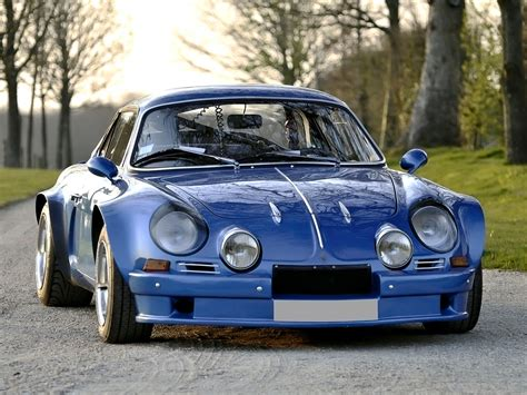 renault alpine a110 renault alpine a110 photos photogallery with 7 pics