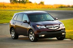 2007 Acura Mdx First Drive