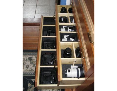 camera equipment storage cabinet storage drawers cameras and drawers on pinterest