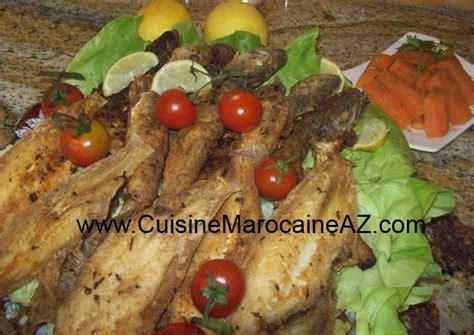 poisson cuisine marocaine la cuisine marocaine poisson