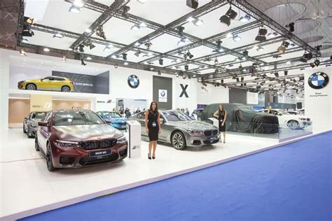 Alfardan Automobiles Bmw Stand Press Release At Qatar