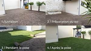 Prix Du Gazon : livraison du gazon en rouleau en le de france paris et idf ~ Premium-room.com Idées de Décoration