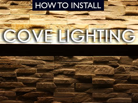how to install cove lighting 1000bulbs