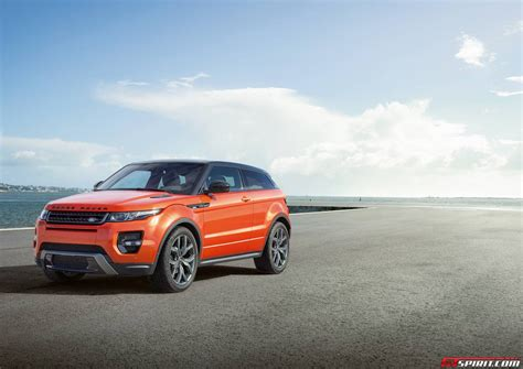 Official 2018 Range Rover Evoque Autobiography And