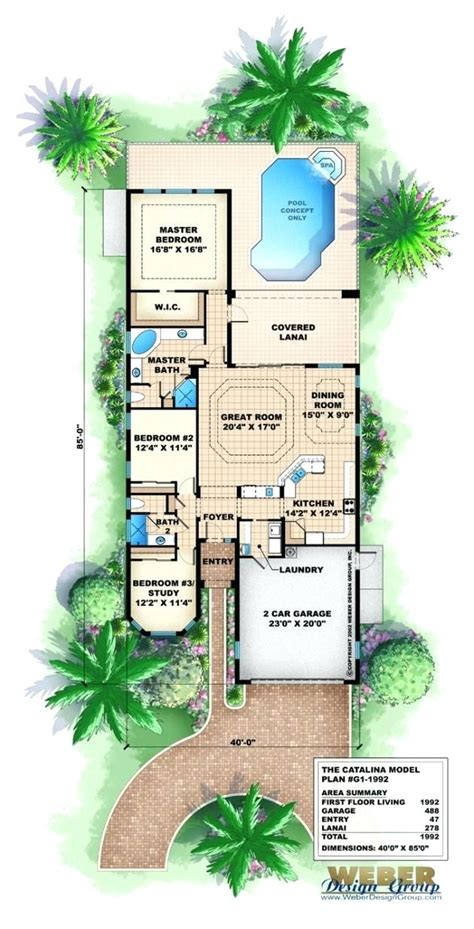 small mediterranean house plans model  styles names