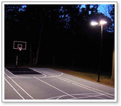 outdoor basketball court lighting maryland components basketball courts net systems