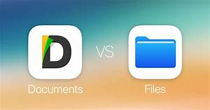 documents vs files make the most of two apps readdle With documents vs files