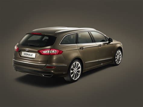 ford mondeo vignale luxury ford