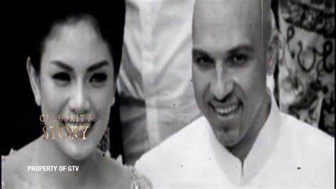 Cerita Nikita Mirzani Soal Mantan Suami Pertama