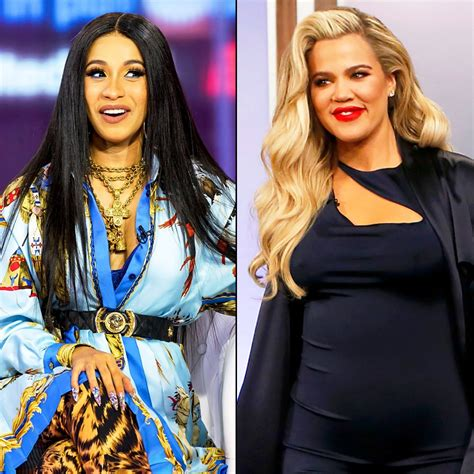 Cardi B Gives Khloe Kardashian Advice Amid Cheating Scandal