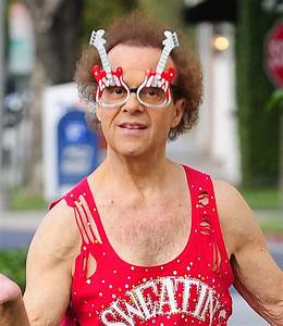 Richard Simmons Has Been Missing for a Year: Something Is ...