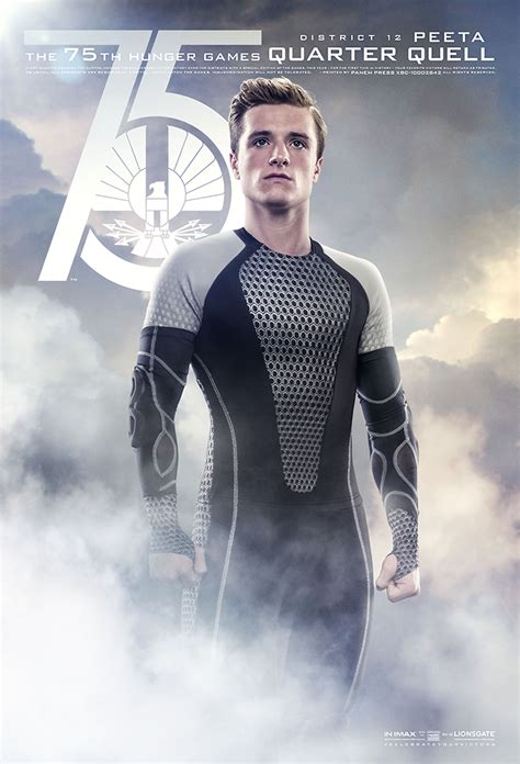 new quarter quell character posters for the hunger games