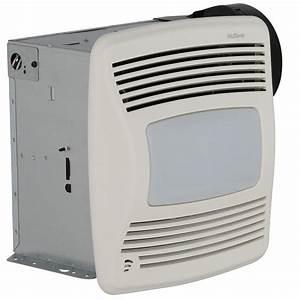 Nutone Qtx Series Very Quiet 110 Cfm Ceiling Humidity