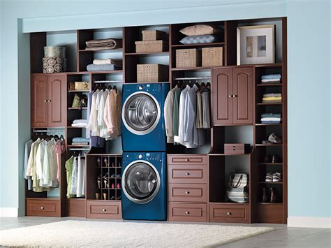 creating space in your laundry room friedman s ideas and