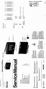 Philips 70fc670 00r Sm Service Manual Download  Schematics  Eeprom  Repair Info For Electronics