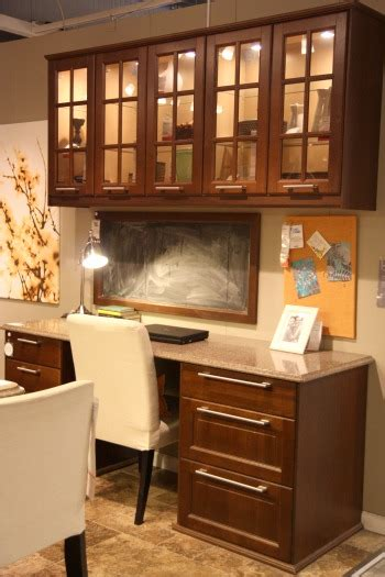 kitchen cabinet desk house tweaking 2463